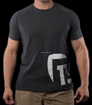 "Picture of 13 Fishing ""Base Line"" Onyx Pro 13 Fishing T-Shirt 2Xl"