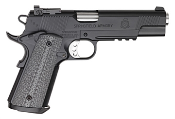 Picture of 1911 45 Trp Oprtr Blk Adj NS *