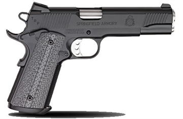 Picture of 1911 45 Trp Service Blk NS   *