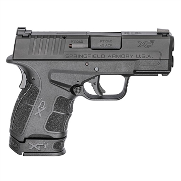Picture of .45 Acp Mod.2? Xd-S? 3.3'' Black, Tritium Night Sight (W/2 Magazin