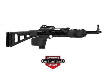 Picture of 45Ts Carbine (Target Stock) Calif. Compliant Paddle Grip Installe