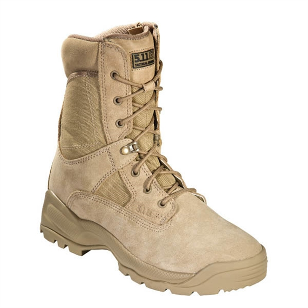 Picture of 5.11 Atac Coyote 8 In. Side Zip Boot, Coyote, 8 R