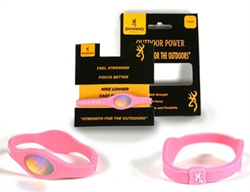 Picture of Absolute Eyewear Solution Outdoor Power Bracelet Sml Pink