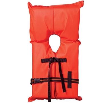 Picture of Kent Sporting Goods Vest Type II Child Orange