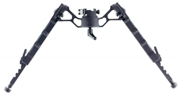 """Picture of Accu-Tac  Fc-10 QD Bipod Aluminum Black 5.5-10"""""""