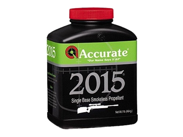 Picture of Accurate 2015Br Powder 1Lb. Cannister