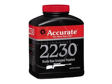 Picture of Accurate 2230 Powder 1Lb Cannister