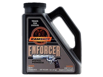 Picture of Ramshot Smokeless Pistol Powder 1 LB State Laws Apply