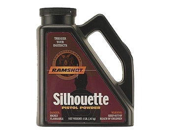 Picture of Ramshot Smokeless Pistol Powder 1Lb State Laws Apply