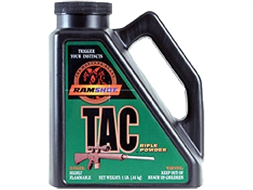 Picture of Ramshot Smokeless Rifle Powder 1Lb State Laws Apply
