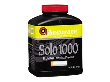 Picture of Scot Powder Solo 1000 Powder 12Oz. Can