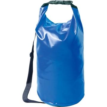 Picture of Ace Camp 50L Vinyl Dry Sack W/ Shoulder Strap Blue