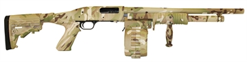 "Picture of Adaptive Tact 00223 Sidewinder Maverick 88 Pump 12Ga 2.75"" 10+1 Adj Multicam"