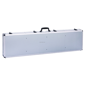 Picture of Adg Aluminum Case Double Rifle Wheeled Case Keyed Latch