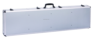 Picture of Adg Aluminum Case Double Rifle Wheeled Case Keyed Latch