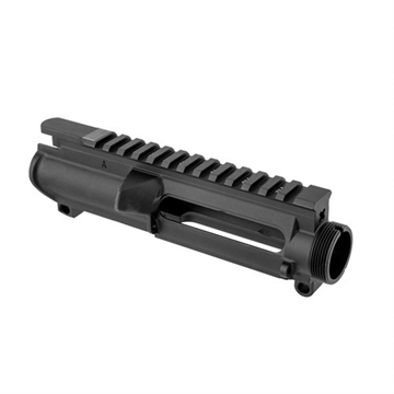 Picture of Aero Ar-15/M16 Stripped Upper Black W/Markings NO Forward Assist