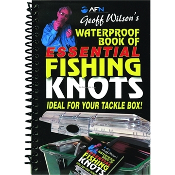 Picture of Afn Waterproof Book Essential Fishing Knots