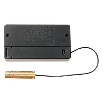 Picture of Aimshot Bore Sight .17Hmr W/ External Battery Box Red