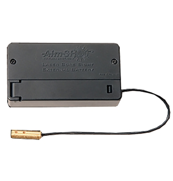 Picture of Aimshot Bore Sight .22Lr W/ External Battery Box Red