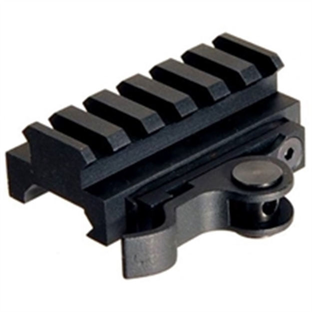 Picture of Aimshot QR Rail Adapter QR 60 MM Picatinny Rail Low Profile