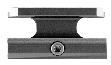 Picture of Aim Sports  1-Piece Base For Aimpoint Accessory Rail Style Black Hard Coat Anodized Finish