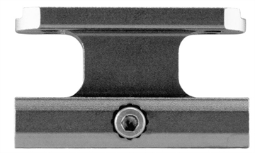 Picture of Aim Sports  1-Piece Base For Aimpoint Accessory Rail Style Black Hard Coat Anodized Finish MT071