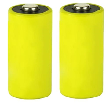 Picture of Aim Sports Cr123a Lithium Batteries 3V 2 Pack