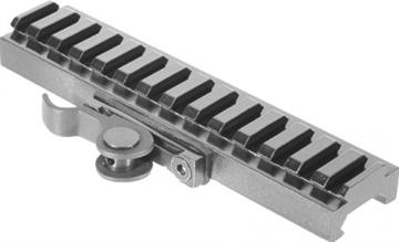 Picture of Aimshot Mt61172-140Lp 140Mm Low Profile Quick Release Rail