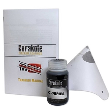 Picture of Air Dry Cerakote, Graphic Black 4Oz Refill