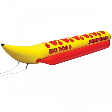 Picture of Airhead Big Dog 6 Inflatable Six Rider Towable