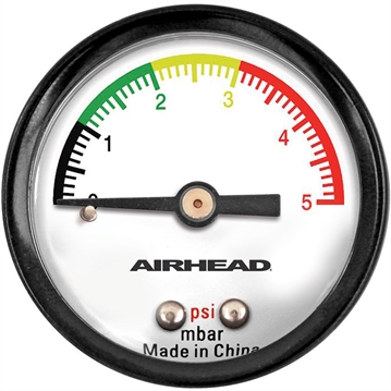 Picture of Airhead Sports Pressure Gauge