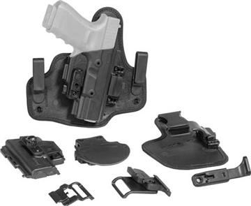 Picture of Alien Gear Gear Shapeshift Core Car Pack Glock 172231 Black