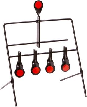 Picture of Allen .22 Target Resetting Steel Target Black