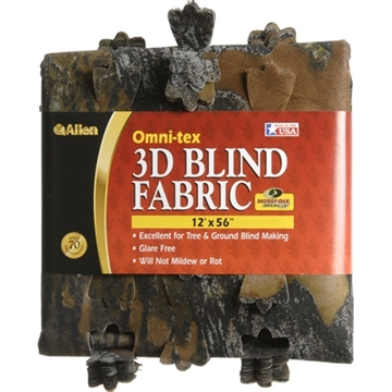 "Picture of Allen 3D Leafy Omnitex Fabric, 12' X 56"", Oakbrush Camo"