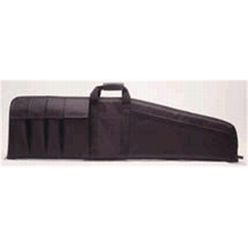 "Picture of Allen 10652 Msr  Rifle Case 42"" W/Six Pockets Endura Textured Black"
