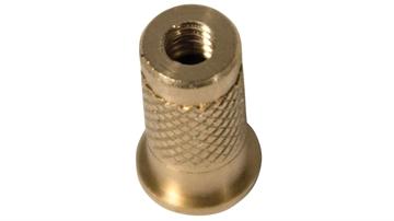 Picture of Allen Bolt Brass Insert 6Pk 40Gr