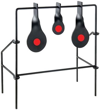 Picture of Allen .22 Metal Spinner Target Black!