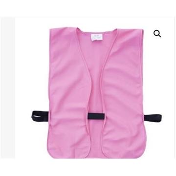 Picture of Allen Safety Vest Adult Blaze Pnk