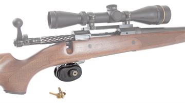 Picture of Allen Trigger Gun Lock Keyed