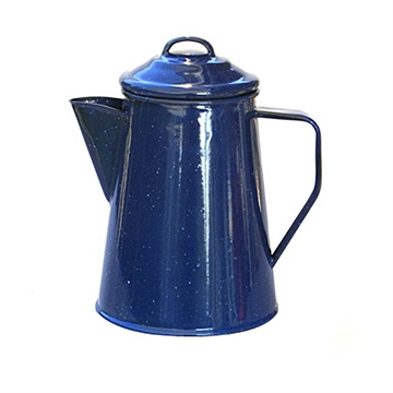 Picture of Alpine Mountain Gear 8 Cup Enamel Coffee Percolator