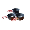 Picture of Alpine Mountain Gear Backpacker Hard Anodized Cookset-3 PC