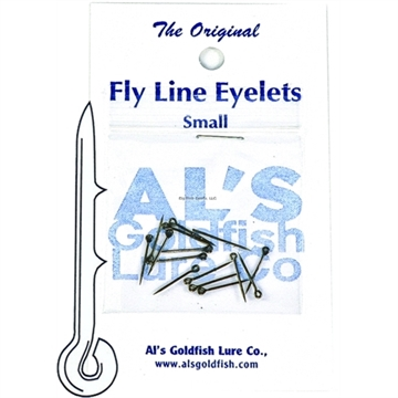 Picture of Al's Goldfish Fly Line Eyelets Small 15 PK
