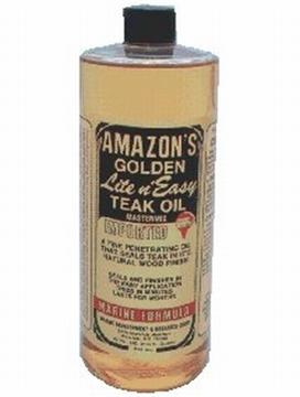 Picture of Amazon Teak Oil Lgtnez QT