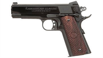 "Picture of Amer Clsc 1911 9Mm 4.25"" 9Rd BL"