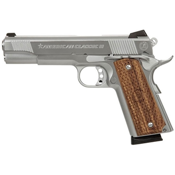 Picture of American Classic   II 9Mm 5 Hard Chrome 9Rd