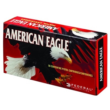 Picture of American Eagle 9Mm 124Gr Tmj 50/Bx