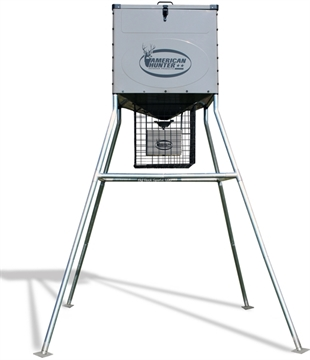 Picture of American Hunter 440 Lb. KD Feeder With Digital Timer Kit