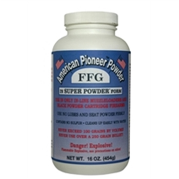 Picture of American Pioneer Pioneer Powder Fffg 1Lb. Cannister