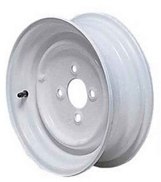 Picture of American Tire & Wheel 10X6 5-4.5 White