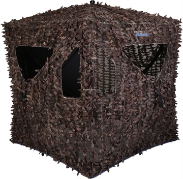 "Picture of Ameristep Arcane Blind, HD Mesh And Edge Releaf, 75"" X 67"", Realtree Xtra Camo"